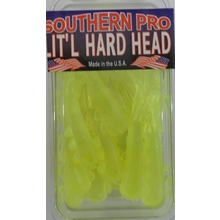 "1.5"" Lit'l Hard Head (10pk) Chart."
