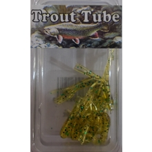 "1"" Trout Tube 10 pack - Appleseed"