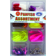 Panfish Assortment, 81 piece
