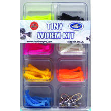 Tiny Worm Kit, 81 piece