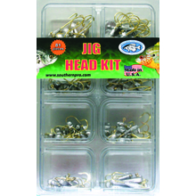 Jig Head Kit, 81 piece