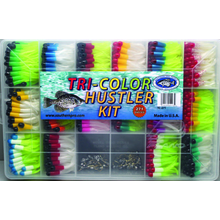 Tri Color Hustler Kit, 271 piece