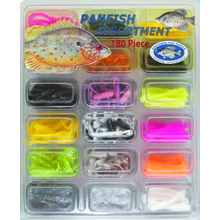 Panfish Assortment, 180 piece